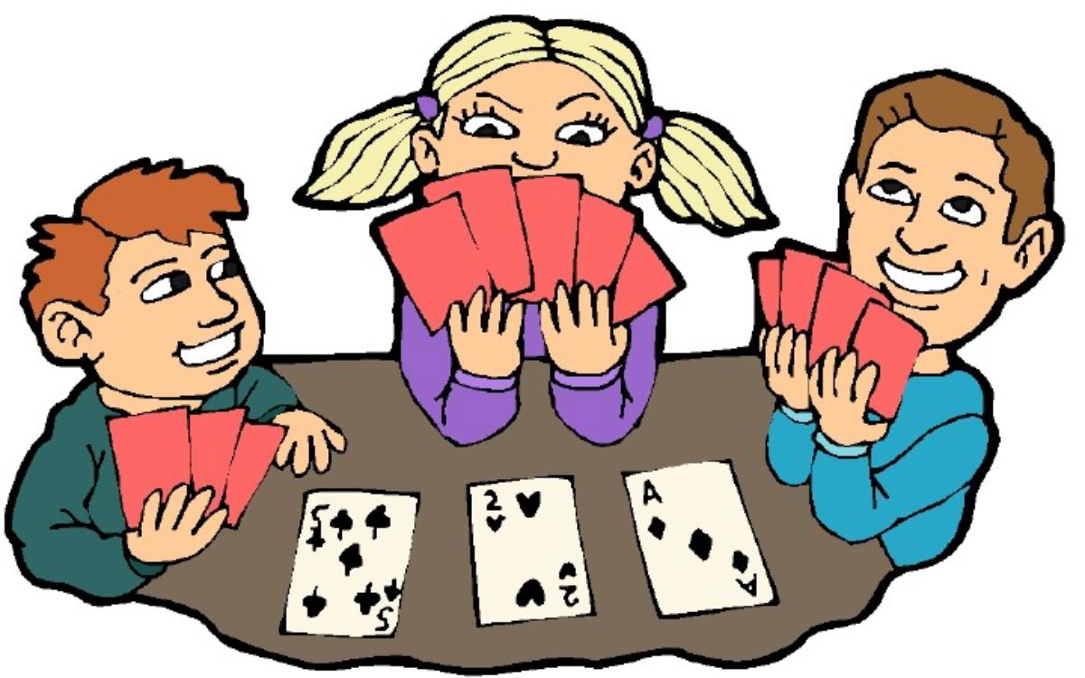 fun playing card games