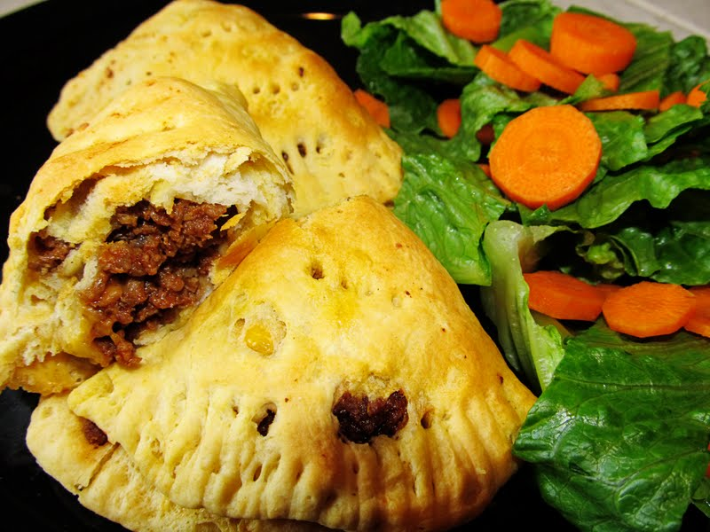 sloppy joe calzones