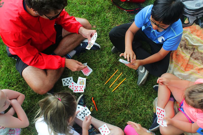 KidSpirit playing cards