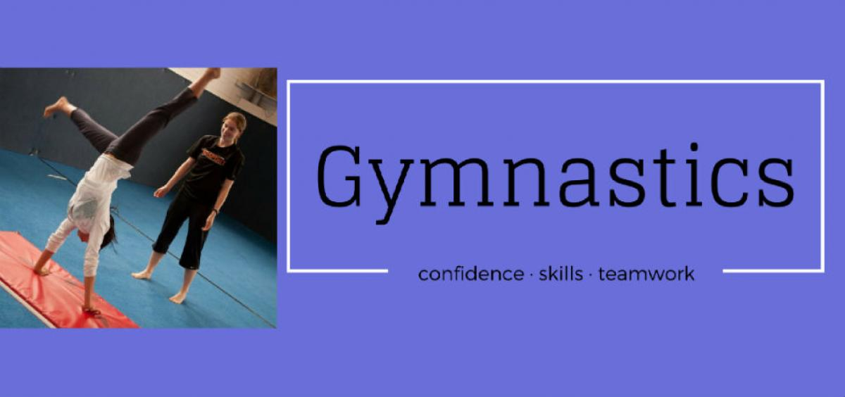 KidSpirit Gymnastics program
