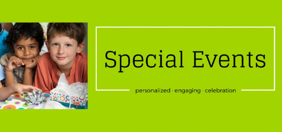 KidSpirit Special Events